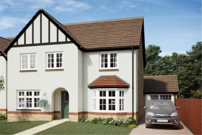 Cheddar House Type CGI