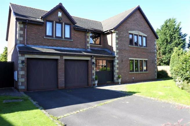 5 Bedroom Detached House For Sale In Woodcock Fold