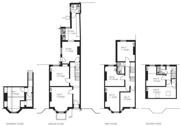 FULL HOUSE FLOORP...