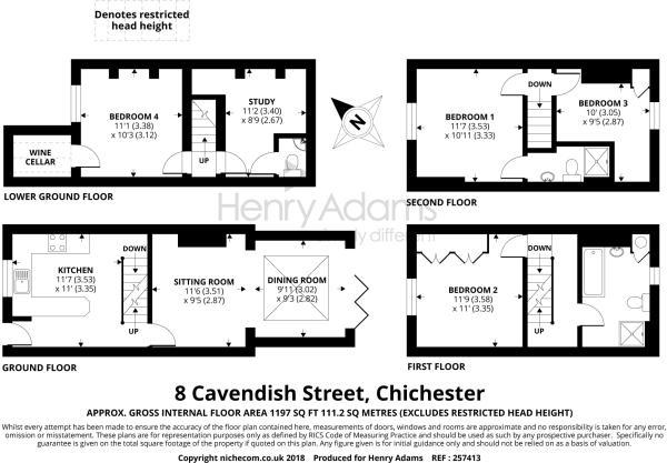 8 Cavendish Street