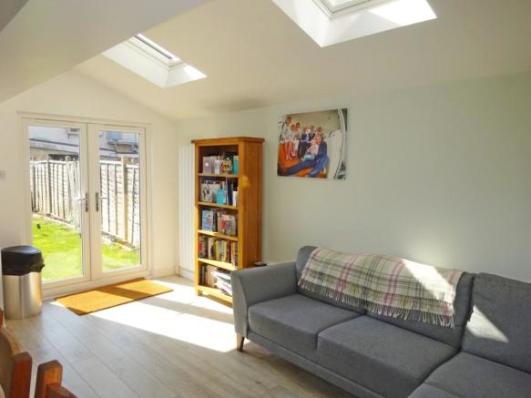 With Vaulted Ceiling