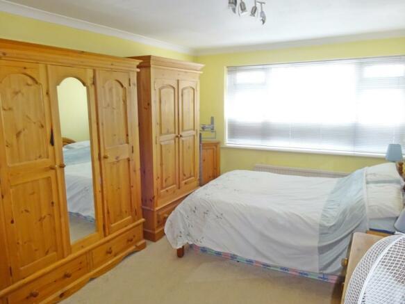 16ft Bedroom One