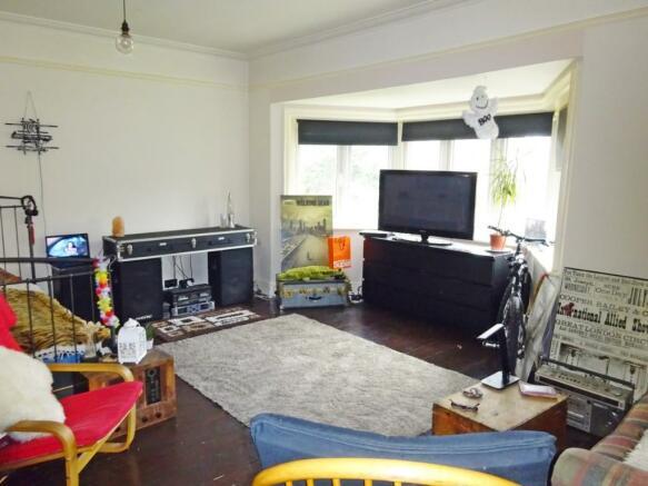 Huge Bedroom Two