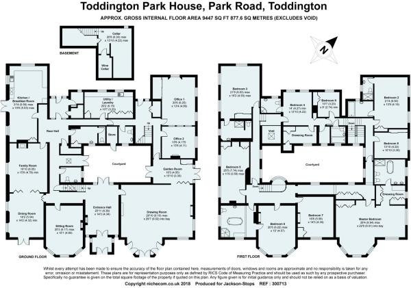 Main House Plan