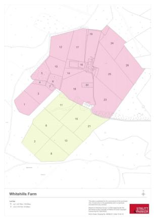 Whitehills Sale Plan