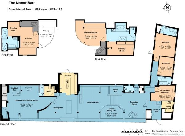 The Manor Barn
