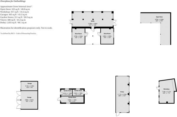 Outbuildings Plan