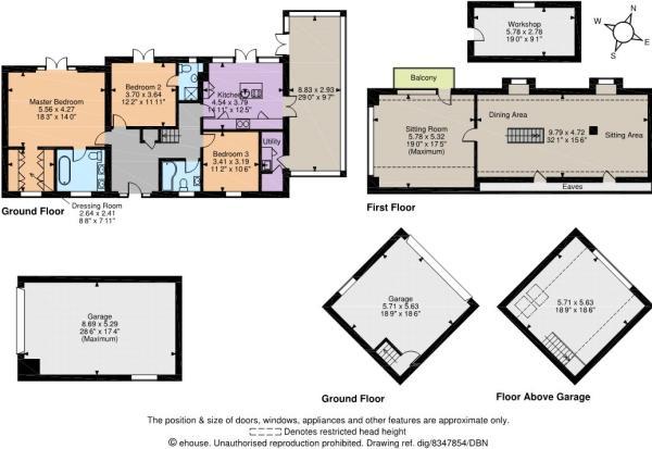 Bungalow Floorplan