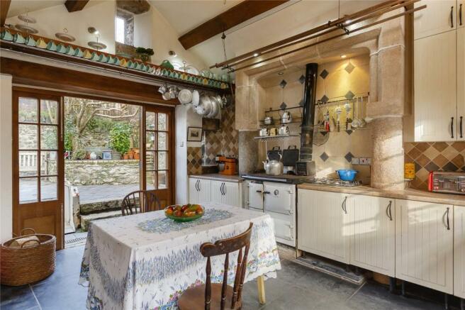 Kitchen/Terrace