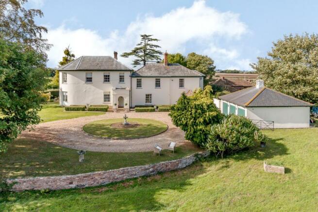 Woolmersdon House
