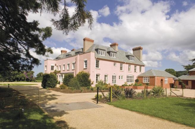 Triscombe House
