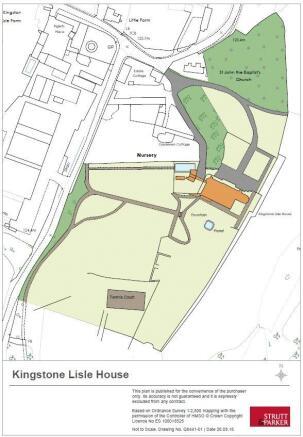 Plan 9.9 Acres