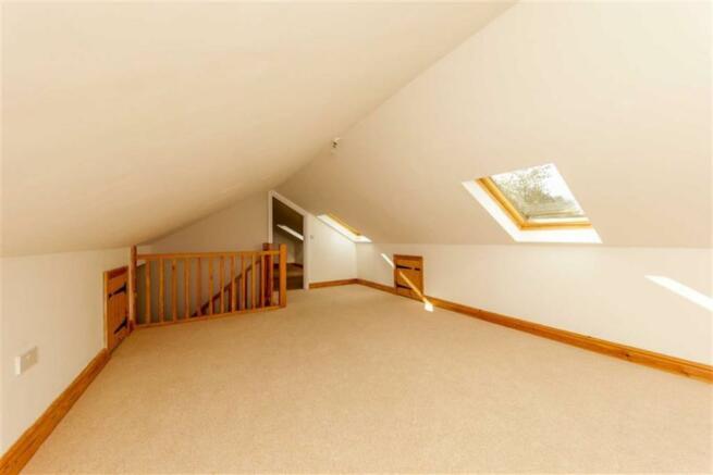 First Floor Landing  Bedroom 4