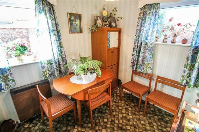 Dining Room Optional Bedroom 4