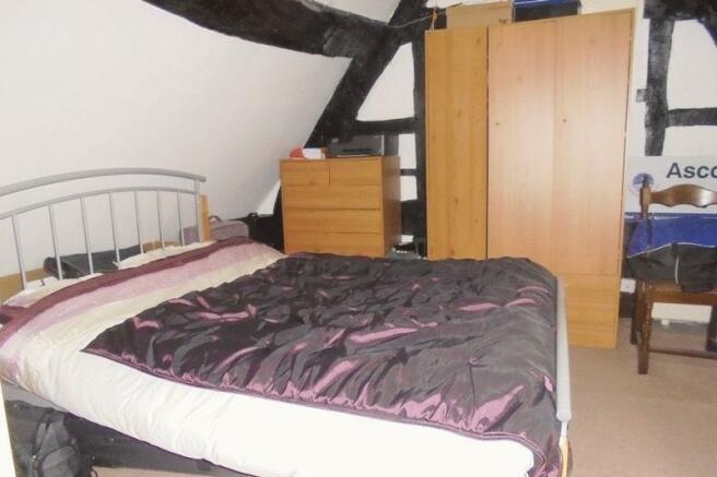 Bedroom - Cottage