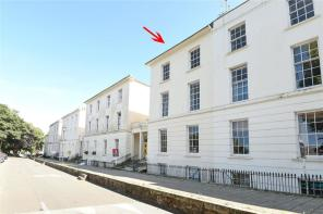 Photo of Strangways Terrace, Truro, Cornwall, TR1
