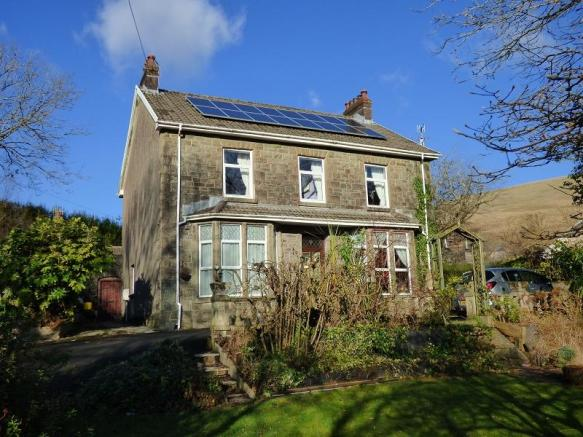 5 Bedroom Detached House For Sale In Brynogwy House