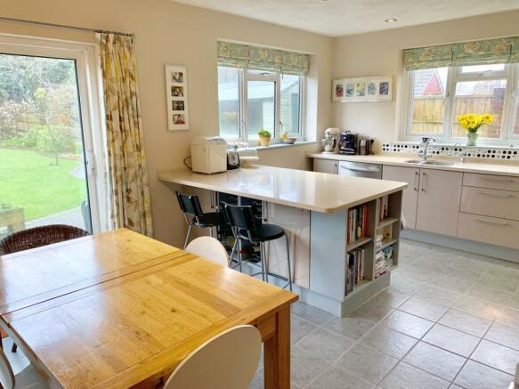 Kitchen/Lifestyle room