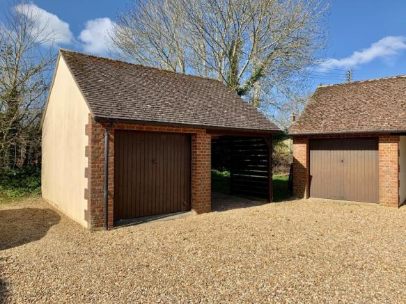 Garage and carport