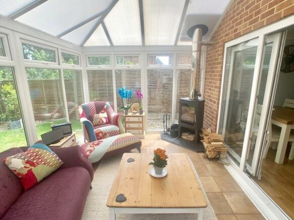 Sun conservatory