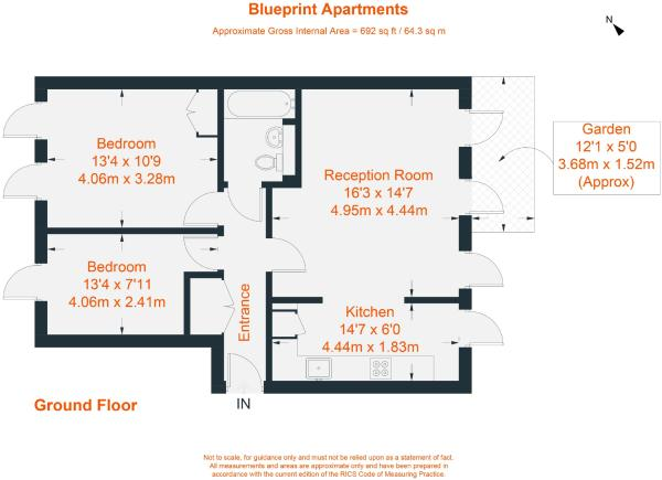 2 bedroom flat for sale in blueprint apartments balham grove master floorplan image malvernweather Gallery