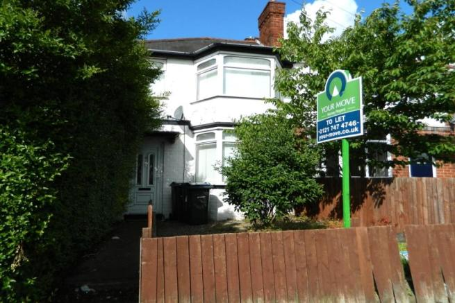 B36 Bus Time >> 3 Bedroom Terraced House To Rent In Chipperfield Road Birmingham