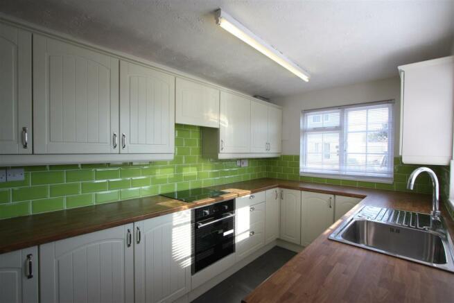 11 Church Lane Kitchen