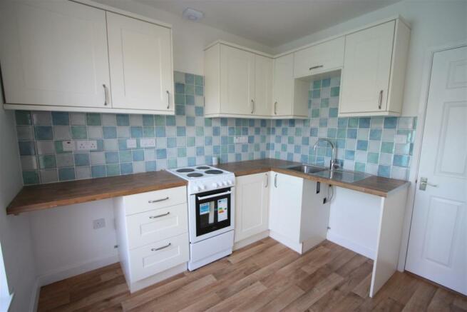 Flat 1, 3 Gover Lane Kitchen
