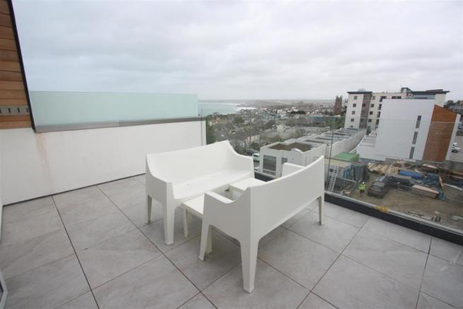 2 Towan Heights Balcony