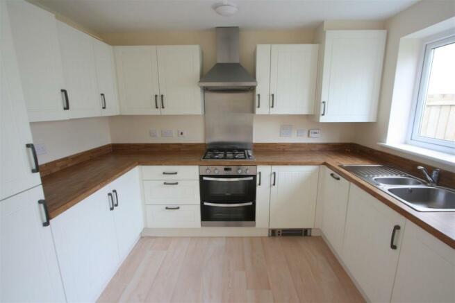 35 Cavendish Crescent Kitchen
