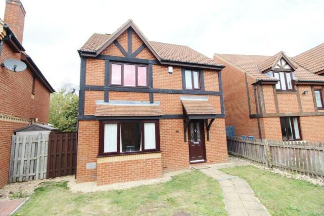 3 bedroom detached house for sale in leonardslee, westcroft, milton keynes, mk4