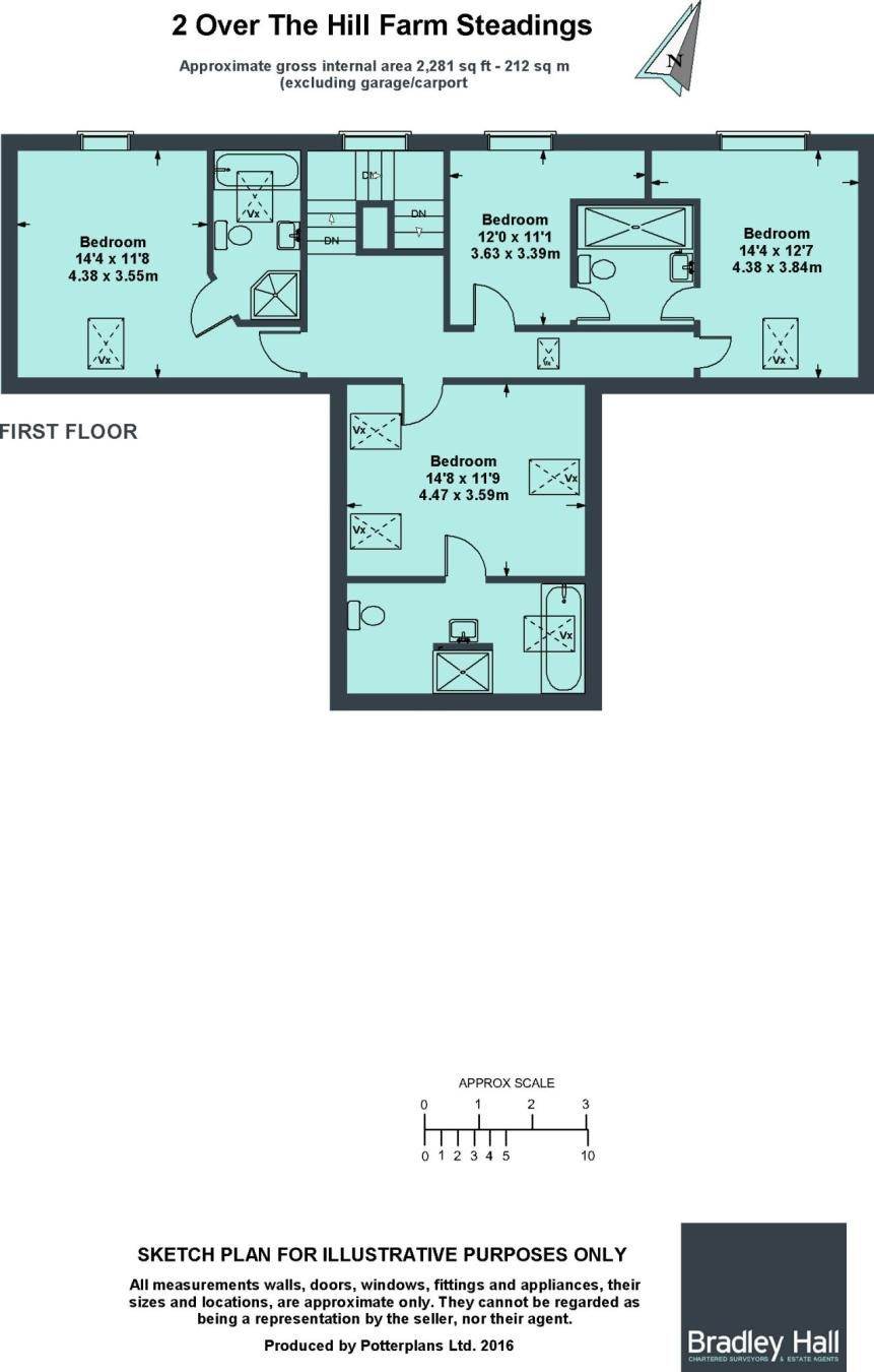 4 bedroom property for sale in Over the Hill Farm Steadings ...