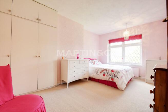 2nd Large Bedroom...