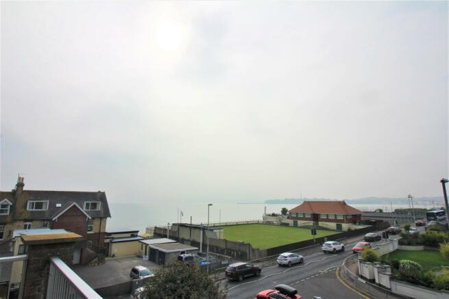 Sea Views from balcony