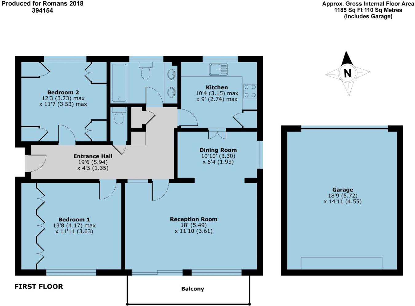 Romans 8 Block Diagram 2 Bedroom Apartment For Sale In Old House Court Church Lane Wexham Sl3