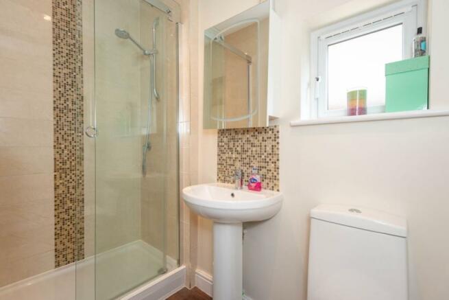 Groundfloor Shower Room