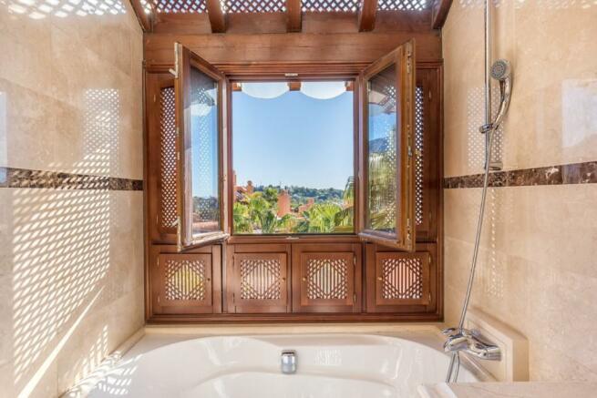 Bathroom views (Larg