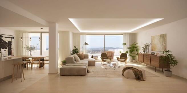 Livingroom Apartment