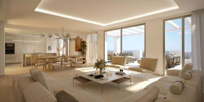 Livingroom Penthouse