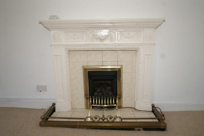 Adam Fireplace