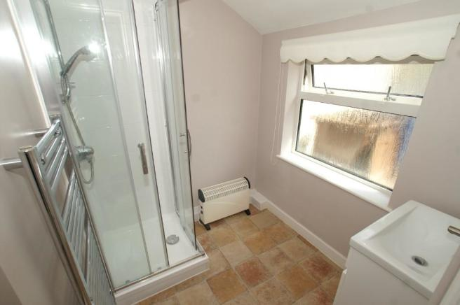 Downstairs Shower Rm