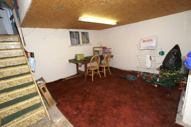 Cellar Basement Room