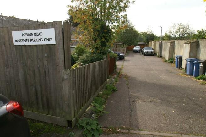 Resident's Parking