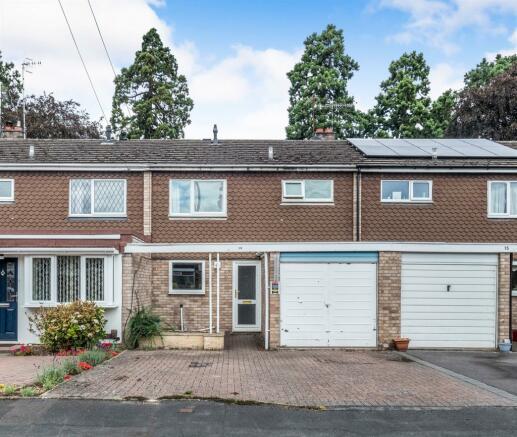 3 Bedroom Terraced House For Sale In Waterloo Court Warwick Cv34