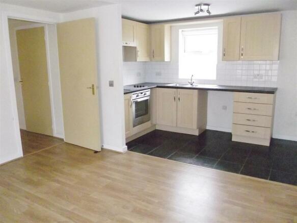 Open Plan Kitchen/Dining Sitting Room