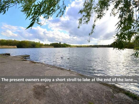 The Lake ....