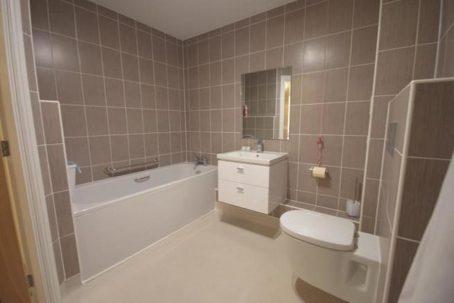 Bath & Wet Room view 1