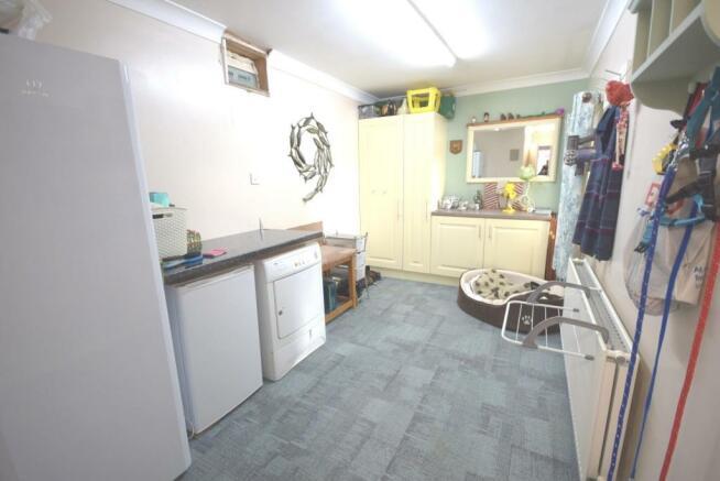 Bedroom Four (ground floor)
