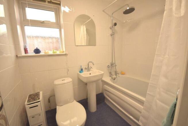 En-suite to bedroom four (ground floor)