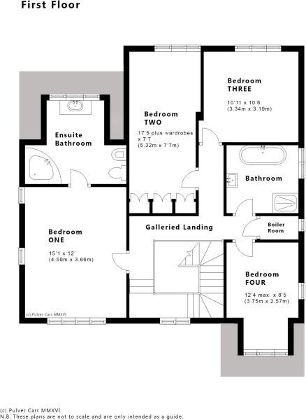 First Floor in 2D
